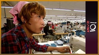 Cambodia: Dying for fashion -101 East