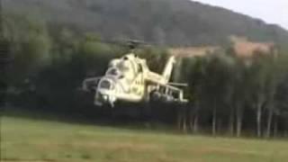 Супер-игрушка вертолёт МИ-24