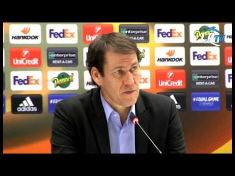 Les mots de Garcia après OM-Bilbao (3-1)