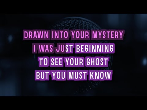 When the Darkness Comes Karaoke Version by Colbie Caillat (Video with Lyrics)