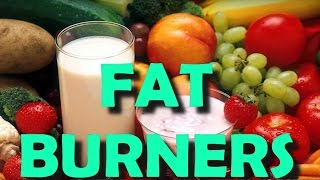Eat These Natural Fat Burners and Burn Belly Fat Fast | 100% Result