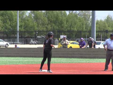 2014 Central Arkansas Softball: Houston Baptist Home Series