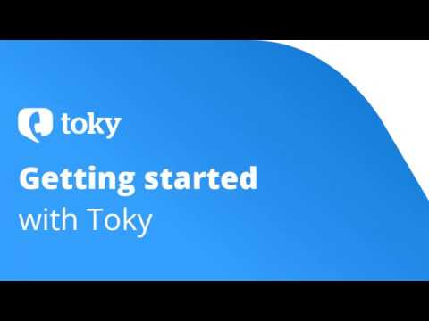 Getting started with Toky Virtual Phone System