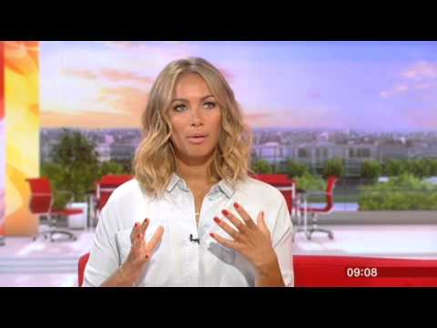 Leona Lewis I Am BBC Breakfast 2015