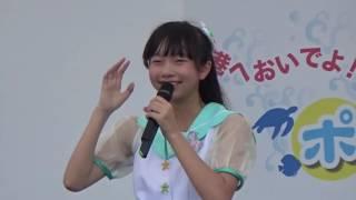 場所 中央ふ頭イベントバース 富士山ご当地アイドル「3776 (みななろ)」...