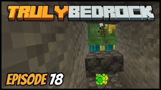 Double Zombie Spawner XP Farm! - Truly Bedrock (Minecraft Survival Let's Play) Episode 78
