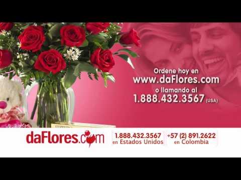 Enviar Flores a Colombia | daFlores.com