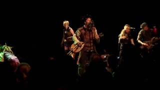 Abney Park End Of Days Live April 11 2010