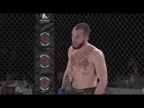 Damiano Fogliata vs. Simone D'Anna (Venator FC 5)