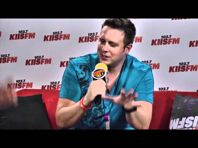 KIIS-FM's Wango Tango 2012: J Cole Interview Travel Video