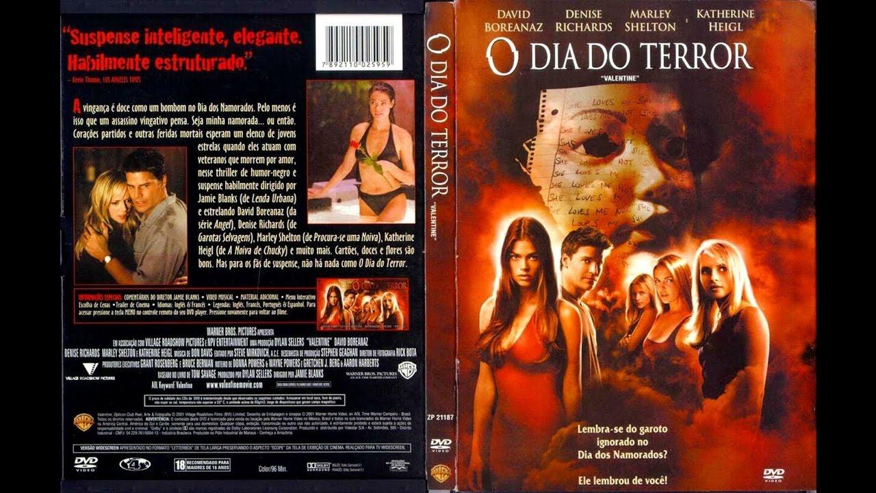 Filme O Dia Do Terror for o dia do terror assistir filme completo dublado em portugues - youtube