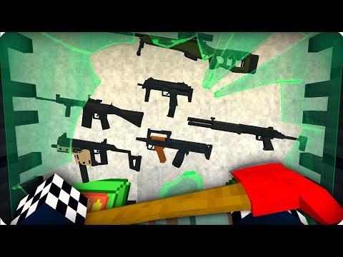 Нашел схрон с оружием [ЧАСТЬ 25] Зомби апокалипсис в майнкрафт! - (Minecraft - Сериал)