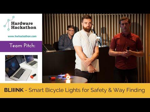 BLIIINK Pitch (Dublin Hardware Hackathon 2014) #HackDublin
