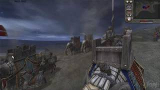 Medieval II: Total War PC Games Gameplay - Forest Landscape