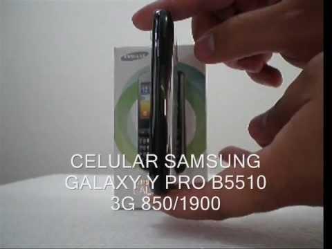 SAMSUNG GALAXY Y PRO B5510 L 3G 850/1900- ALIENWAREC