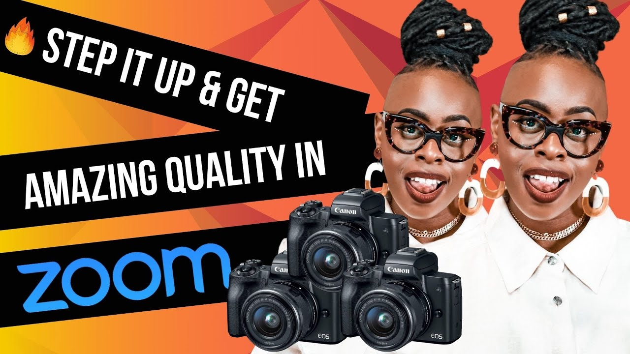 How to Get High Quality Videos In Zoom With ECAMM Live ...