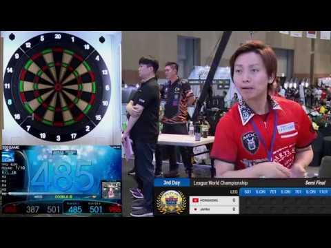 準決勝 日本 vs 香港【PHOENIX OFFICIAL LEAGUE世界大会】