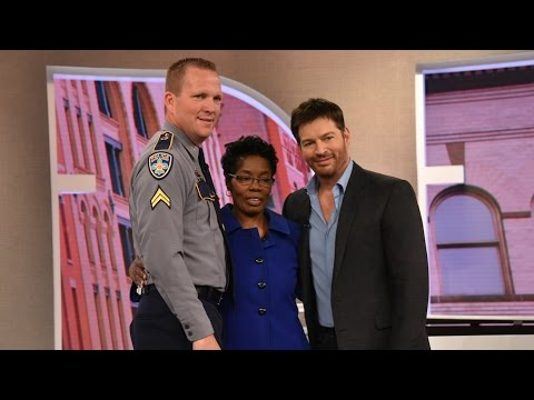 Leading Lady: Saved an Officer
