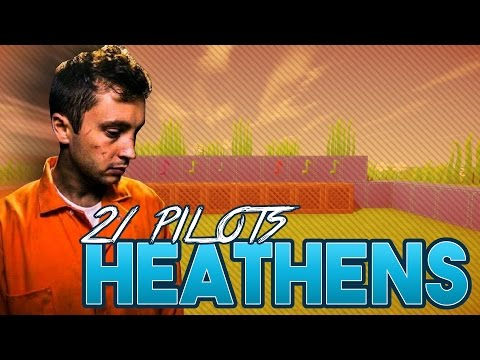twenty one pilots: Heathens Minecraft...