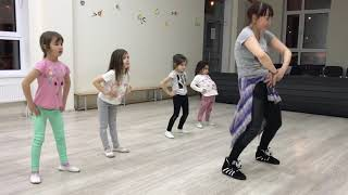 ТАНЦЫ ДЛЯ МАЛЫШЕЙ в школе танцев GO Dance