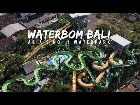 Waterbom Bali — Asia's Best Waterpark | The Travel Intern