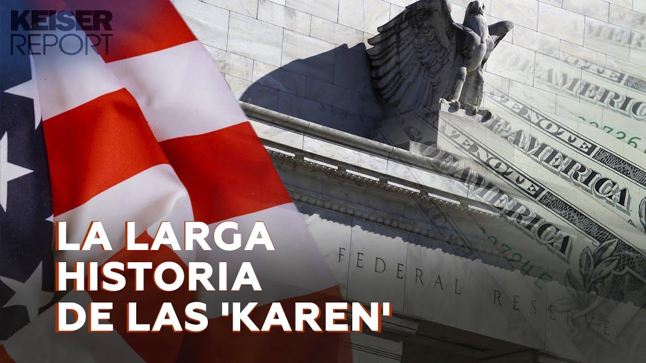 """""""La economía de EE.UU. se rige por la teoría del padrino"""" - Keiser Report en español (E1563)"""
