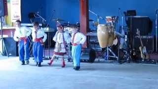 Ukrainian Children Dancing