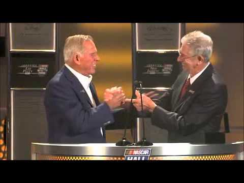 NASCAR Hall of Fame Induction: David Pearson 2011