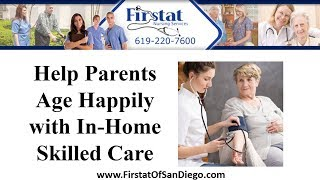 Affordable Chula Vista Caregivers, Home Health Services