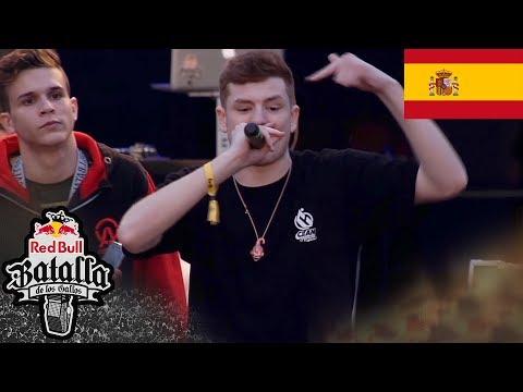 VEGAS vs BTA - Cuartos: Barcelona, España 2018   Red Bull Batalla De Los Gallos
