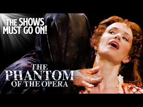 'The Point Of No Return' Ramin Karimloo & Sierra Boggess | The Phantom Of The Opera