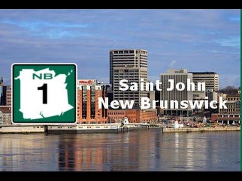 [Ep.8] Freeway Drive : Saint John, NB Route 1 (Saint John Throughway)