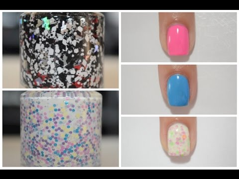 Nail Polish Haul! Polish By Jessica Jean, Drip Drop Nail Paint, and More!