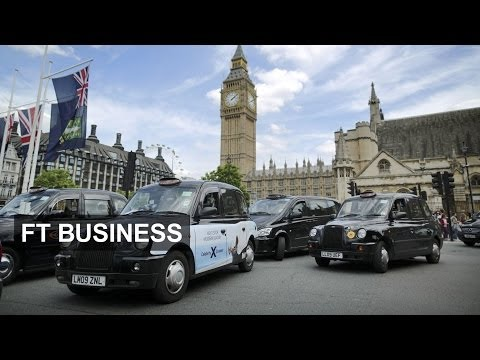 Taxi wars - Black cabs v Uber | FT Business