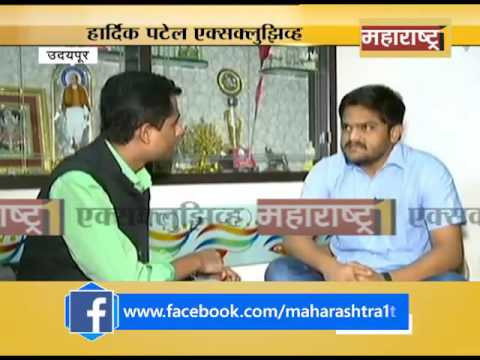 Exclusive Interview : Hardik Patel