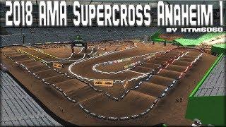 MX VS ATV Reflex - 2018 AMA Supercross Anaheim 1