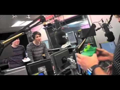 Dan and Phil Interview McFly
