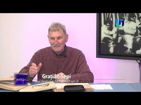 "TeleU: Grațian Sepi la ""Istoria fotbalului"" (ep. 1)"