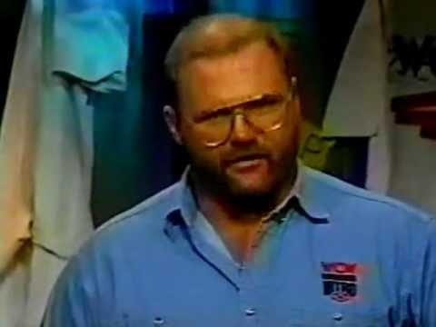 Arn Anderson - eerie promo about Chris Benoit's future (rare)
