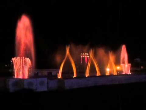 Musical Fountain At Prem Mandir Vrindavan By Drneeraj Baba