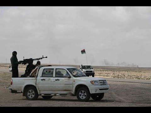 القوات الموالية لحكومة الوفاق تشن هجوم مضاد بطرابلس  - نشر قبل 2 ساعة