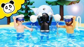 Playmobil Polizei - Handtuch Dieb im Schwimmbad - Playmobil Film