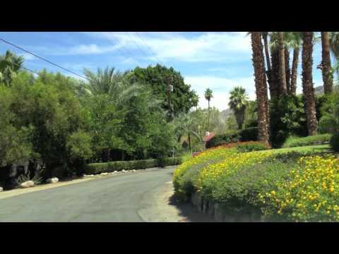 The Mesa, Palm Springs, CA - Celebrity Enclave - Driving Tour