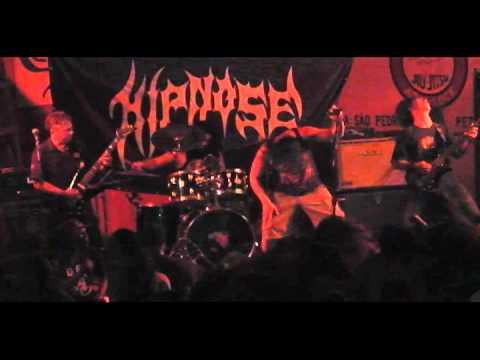 HIPNOSE DEATH  ( A MORTE ) Metal Made In Manaus