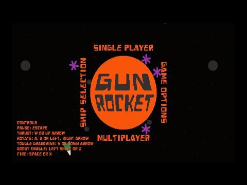 MaxxGames - Let's Play - Gun Rocket  