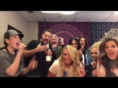 Miranda Lambert & Little Big Town - Glam Jam (Bruno Mars 24k Magic)