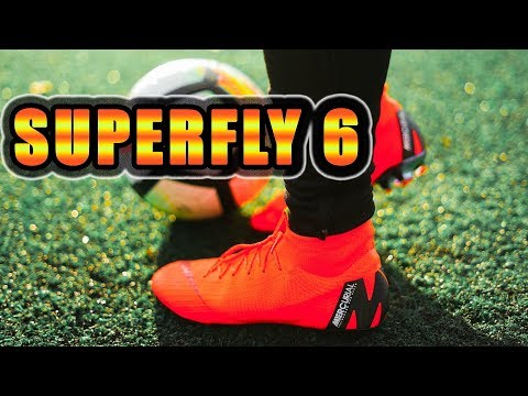 NIKE Mercurial SUPERFLY 6 VI - TEST and REVIEW
