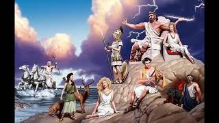 Мифы Древней Греции. Литература. 6 класс.