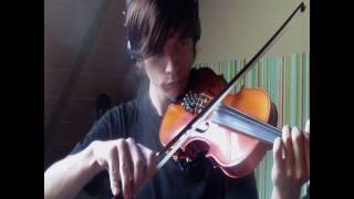 Lonely Man Violin