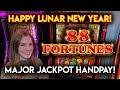 MAJOR JACKPOT HANDPAY!! 88 Fortunes Slot Machine!!